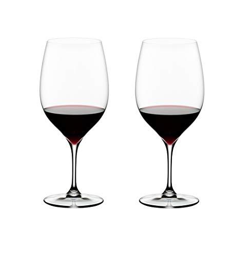 Riedel 6404/98 Grape Cabernet/Merlot 2 Gläser (Sommelier Dekanter)
