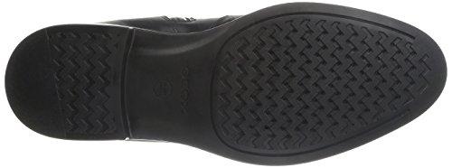 Geox U Loris A Abx, Boots homme Schwarz (BLACKC9999)