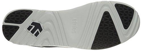 Etnies Scout, Scarpe da Skateboard Uomo Blu (Blau (NAVY/WHITE / 472))