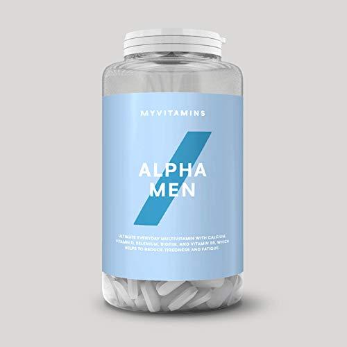 Myprotein Alpha Men Super Multi Vitamin  120 Tabletten, 1er Pack (1 x 150 g)