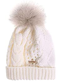 Woolrich WWACC1405 Cappello Donna Arctic White S 6ded98048a3f