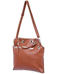 ELECTROPRIME Fashion PU Leather Handbag Satchel Shoulder Tote Messenger Hobo Bags Purse For Women
