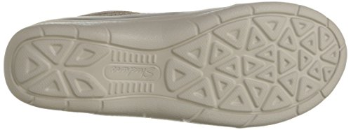 Skechers Damen Lite Step-Reactive Sneakers Beige (Dktp)