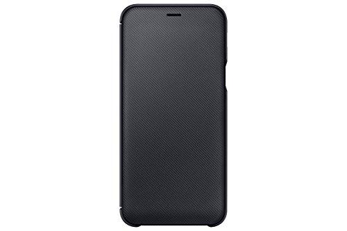 Samsung EF-WA600 Brieftasche Cover für Galaxy A6, schwarz - Samsung Galaxy Wallet
