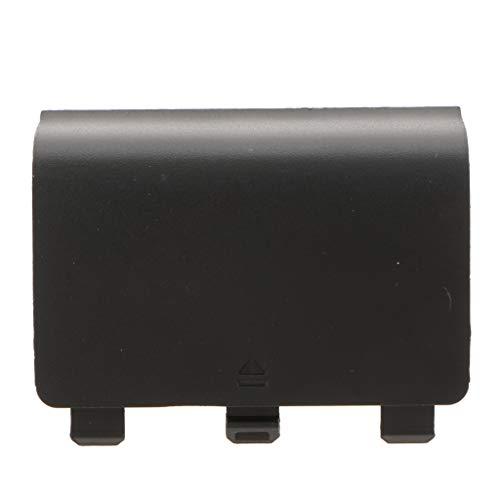 P Prettyia Batteriedeckel Batterie Abdeckung für Xbox One Wireless Controller - Schwarz