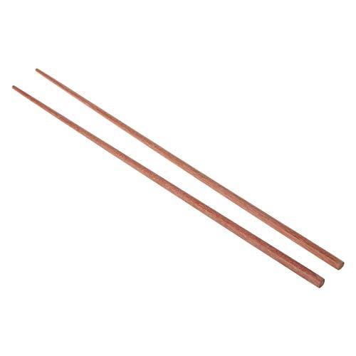 SimpleLife Chopsticks-Handmade Holz Holz Durable Stäbchen Nudeln Kochen Besteck Portable 42cm