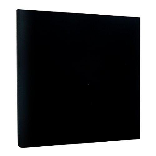 album-photo-traditionnel-manhanttan-noir-33x33-60-pages-noires