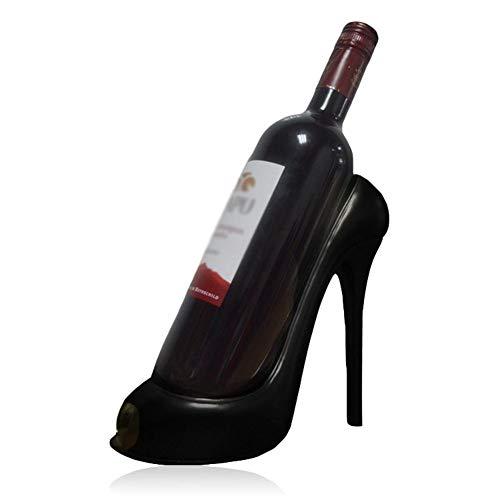 SNIIA High Heel Schuh Weinflaschenhalter, Stylish Conversation Starter Wine Rack für Küchentisch Home Décor -