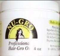 Nu-Gro Professional Hair-Gro Oil by Vidimear