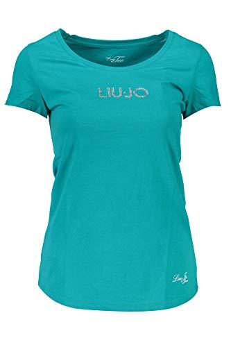 Liu Jo WXX016 JC231 T-Shirt Maniche Corte Donna