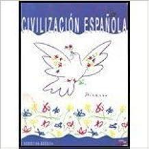 Curso De Civilization Espanola by Sebastian Quesada Marco (1993-08-01)
