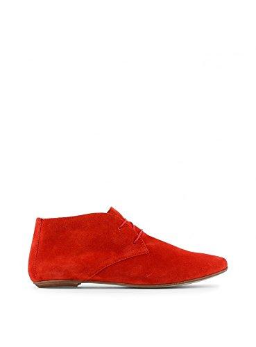 Arnaldo Toscani 1119100 Chaussures à Lacets Femme Rouge
