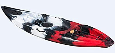 UK KAYAKS LTD Conger 9.6ft Fishing Kayak from UK KAYAKS LTD
