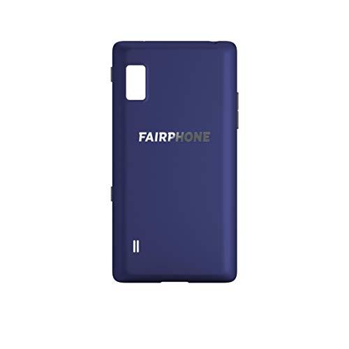 fairphone - custodia slim 2, colore: indaco