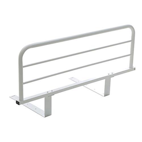 LDG Ältere Menschen Bettgitter Bettschutzgitter Bed Rail Safety Seitenschutz Erwachsene Unterstützen Handicap Bed Geländer Bett Sicherungsschiene 1 Stk (Bracket : 10cm, Size : 60cm) -
