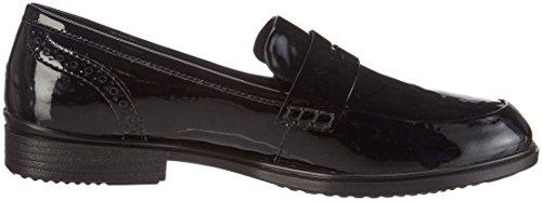 Ecco ECCO TOUCH 15 B, Pantofole con imbottitura leggera donna Nero(Black 4001)
