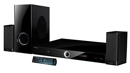 Nevir NVR-711 - Home cinema 2.1, DVD, 45 W, USB, radio, karaoke