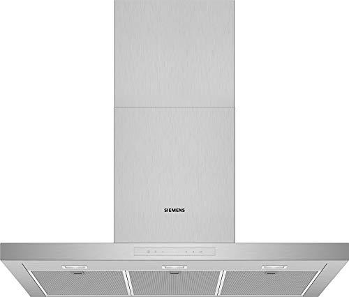 Siemens LC97BCP50 Wandhaube Edelstahl Dunst Abzugshaube Abluft Umluft B:90 cm