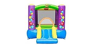 Happy Hop- Bubble Slide Bouncer, (9201B)