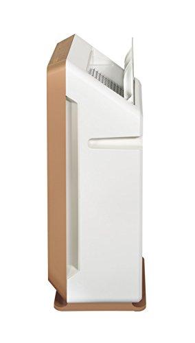 Panasonic F-PXM55AND 11-Watt Air Purifier (White/Gold)