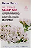Higher Nature Valerian Sleep Aid - Pack of 30 Tablets by Higher Nature Ltd