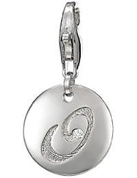 ESPRIT S.ESZZ90835A000 - Colgante de de plata de ley con 1 circonita