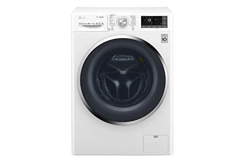 LG F4J8JH2WD lavadora Carga frontal Independiente