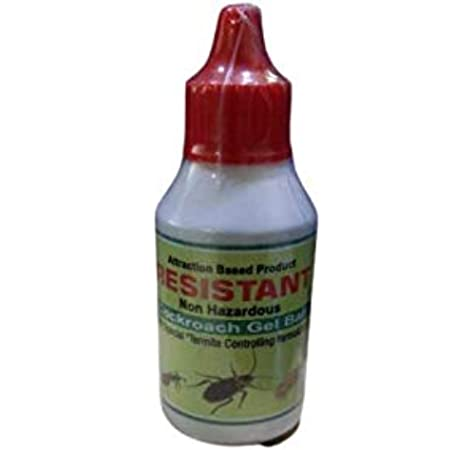 Pestomatic Controls Pest Control Resistant Cockroach Termite Ant Killer Gel Anti Cockroach Anti Termite Gel For Kitchen Home Office Schools Amazon In Home Kitchen