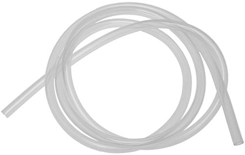 1 m 4 x 6 mm Manguera de silicona interior 4 mm