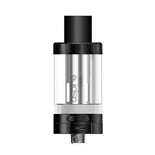Autentico Aspire Cleito Atomizzatore Nero Kit Completi Sub Ohm Tank Top Riempito Non Nicotina