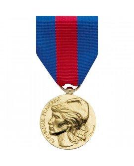 Le Comptoir Des Médailles - Médaille Service Militaire Volontaire (SMV) Bronze - DEMO00SMVOL