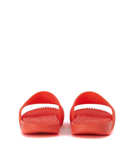 Stella Mccartney Adissage Femme Sandales Rouge red
