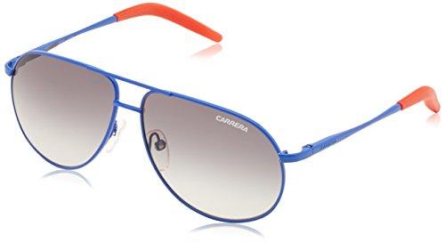 Carrera Junior CARRERINO 11 JJ WJU Gafas de Sol, Azul (Bluette/Grey Shaded), 55 Unisex-Niño