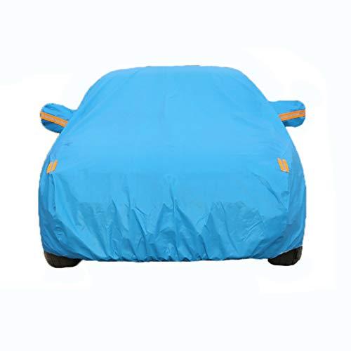 Preisvergleich Produktbild Autoabdeckung Golf 6,  Golf 7,  Sportsvan,  Golf GTI Sonnenschutz Autoabdeckung Shading Insulation Cover Car Clothes (größe : Golf 6)