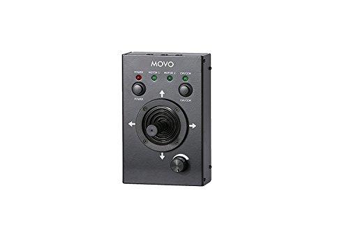 Movo-Aluminum-Motorized-360-Pan-Tilt-Gimbal-Head-for-Tripods-Jibs-untersttzt-Kameras-bis-zu-5kg