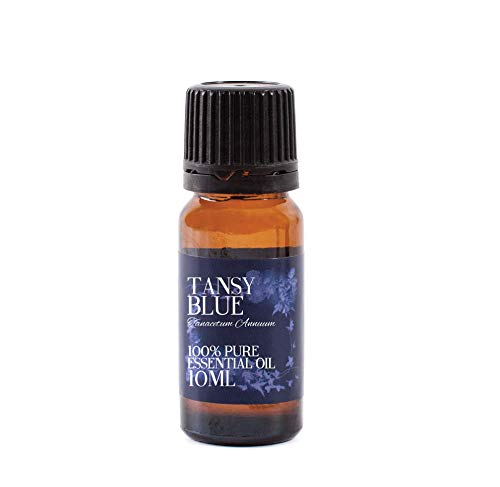 Mystic Moments Ätherisches Öl Tansy Blue, 10 ml, 100% rein - Blaue Rainfarn Ätherisches Öl
