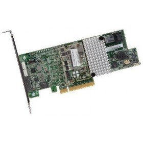 LSI Megaraid SAS/SATA 9361-4i SGL 4-Port intern 12GB/S