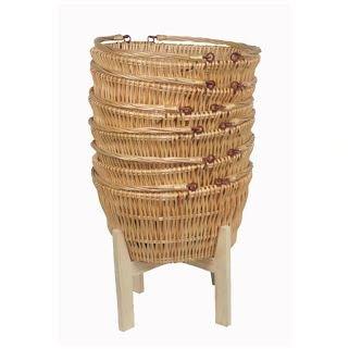 Chatsworth Market Basket Shopper Ständer