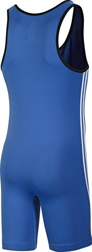 Adidas Weightlifting Trikot Base Lifter M V13877 air force blue (XS) (Force Air Handschuh)