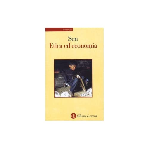 Etica Ed Economia
