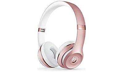 Beats Solo3 Wireless On-Ear-Headphones - Rose Gold