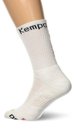 Kempa calzini DHB, Unisex, Socken DHB, bianco, 41-45