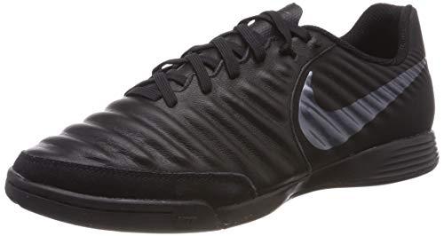 Nike Tiempo Legend VII Academy Indoor, Scarpe da Calcio Uomo, Nero Black-Lt Crimson 001, 42 EU