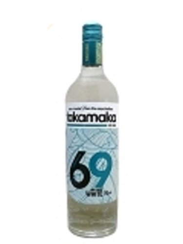 Takamaka Bay White 69 High Proof Rum 0,7 ltr. -