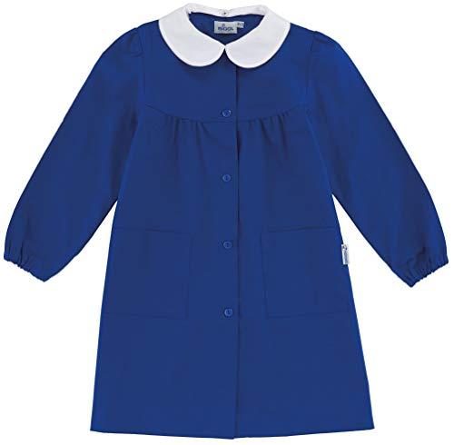 Siggi grembiule scuola elementare bambina blu 12/13 anni (13 anni-158 cm)