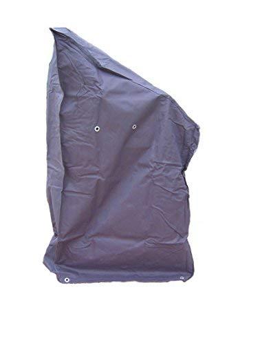 Spetebo Hochwertige Schutzhülle für Gartenstühle - Material: Oxford 420D