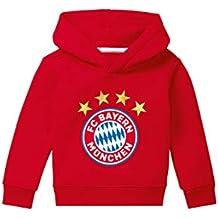PULLOVER FC BAYERN Mädchen Fußball 92 Langarmshirt