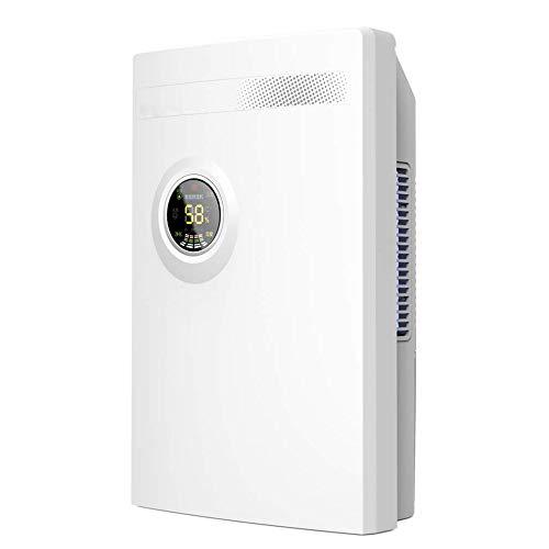 Zyyqt Luftentfeuchter, Haushalt Stille Electric, Digital-Feuchtigkeits-Anzeige, Sleep-Modus