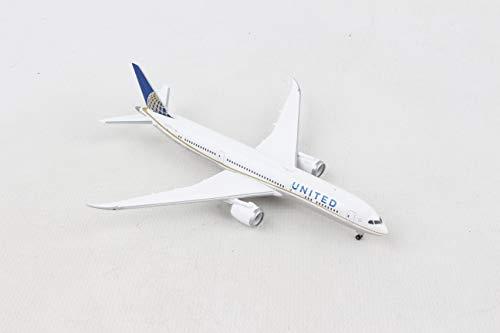 Herpa 528238-001United Airlines Boeing 787-9DREAMLINER, avión