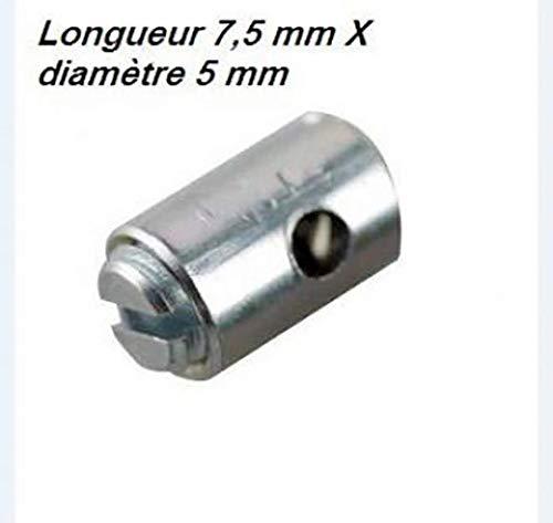 Serre câble Algi 00428010-100 poignée de gaz Magura 5x7,5mm mobylette scooter